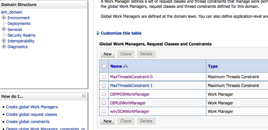 Oracle Identity Manager Performance Tuning – Work Manager |